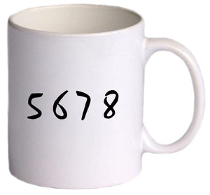Load image into Gallery viewer, Da Da Dance 5678 Mug