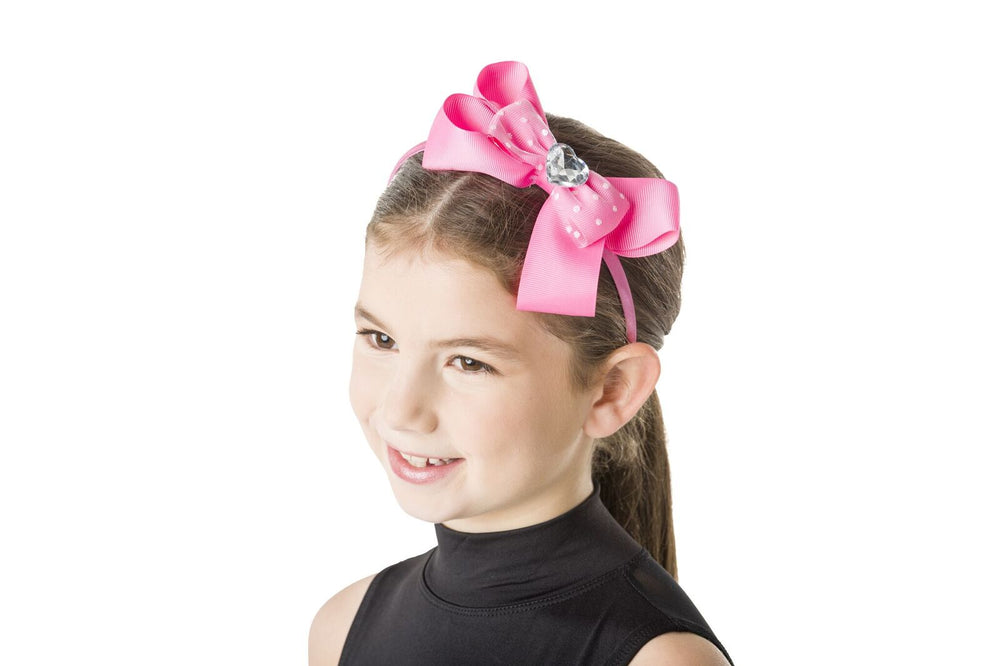 Studio 7 Dancewear Big Bow Headband