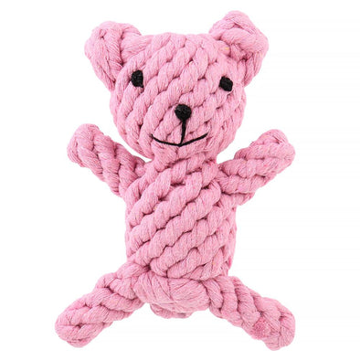 Dog Rope Toy - Bear