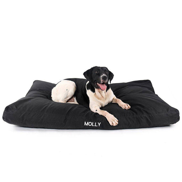 Premium 'Tough' Dog Bed - With Free Personalisation & Ready to Use