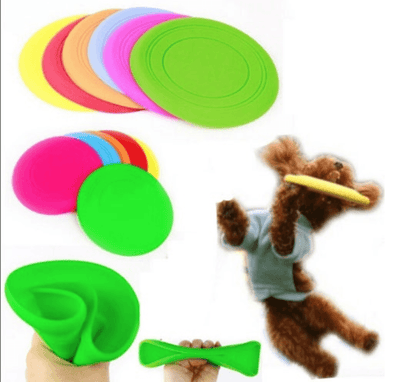 Dog Flying Disc Toy