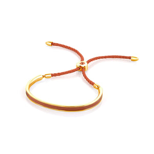 Fervor Montreal Bangle Mi Amore- Gold Plated Margherita