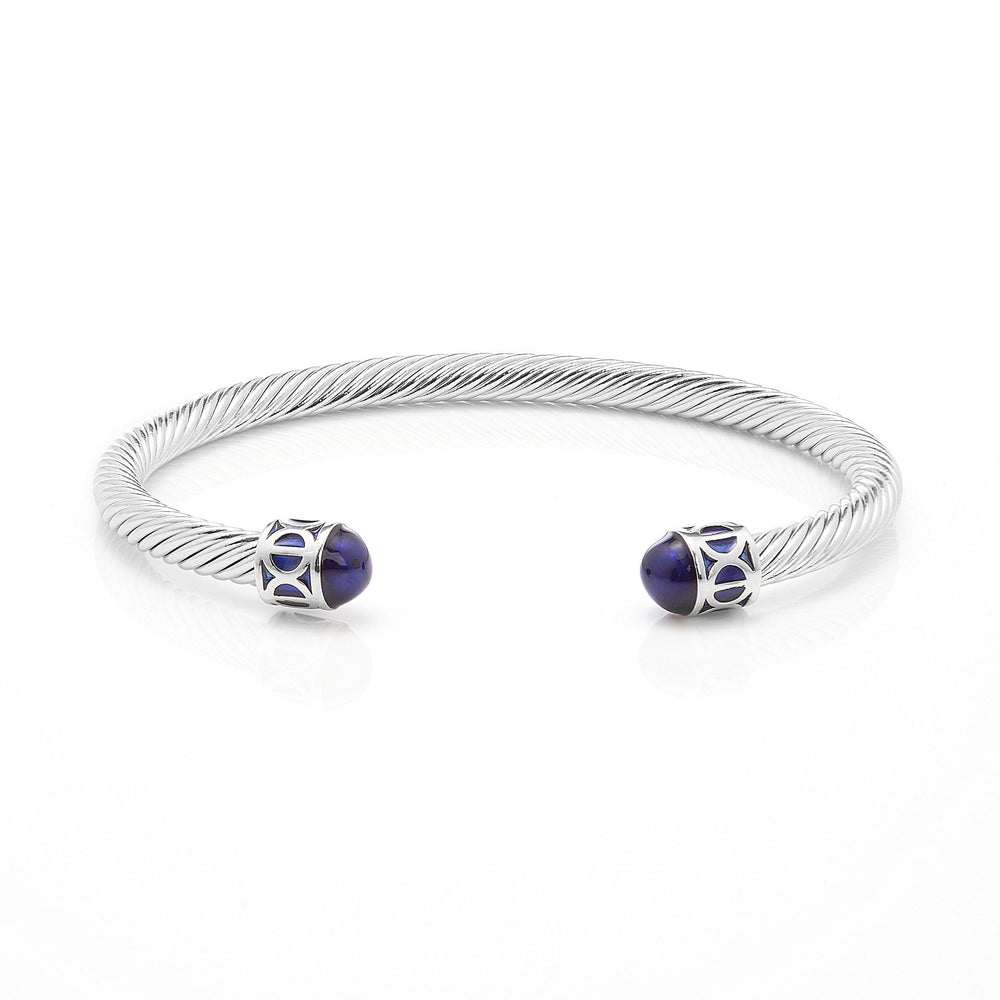 Fervor Montreal Bangle Mondial Bangles- Rhodium Plated Vancouver
