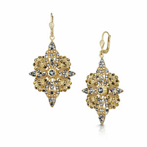 Fervor Montreal Earrings Paris, 1919- Victorian Earrings