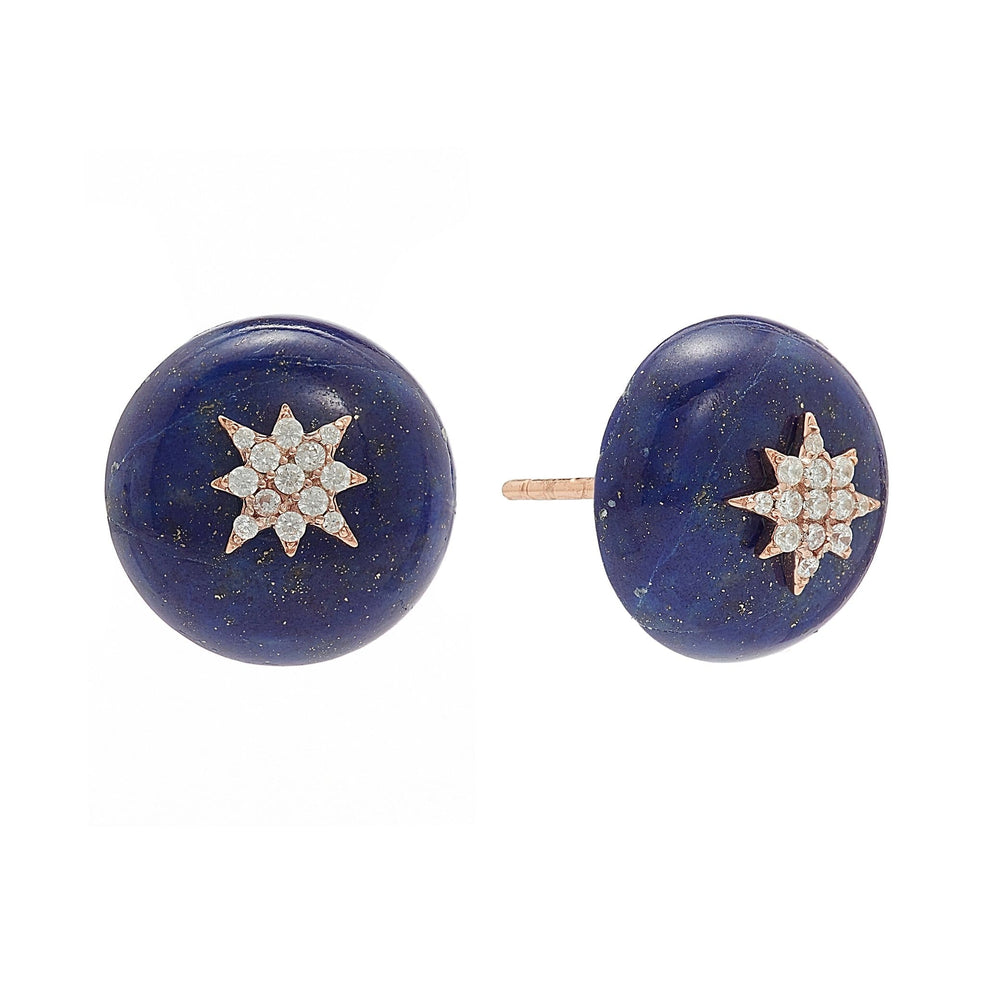 Fervor Montreal Earrings Star of the Seas- Guiding Star Earrings
