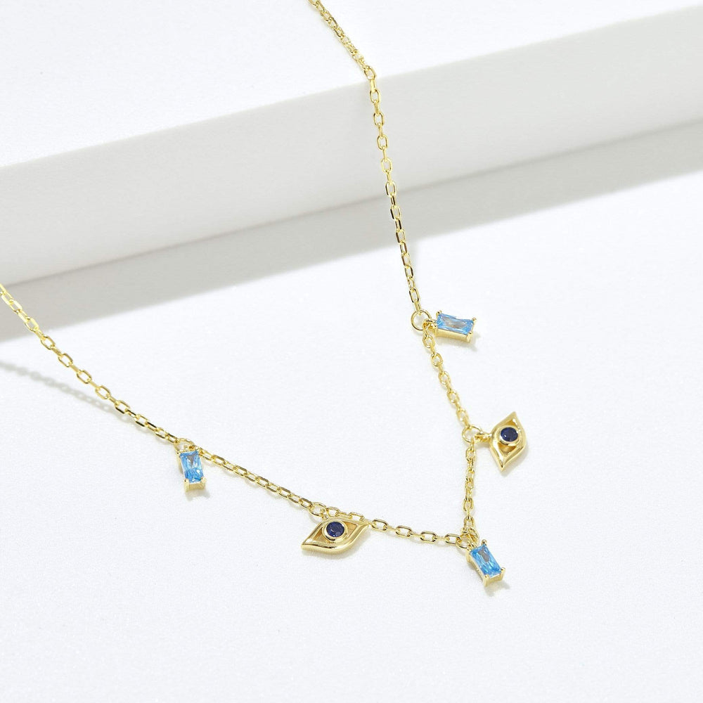 Divine Eye- Charm Necklace
