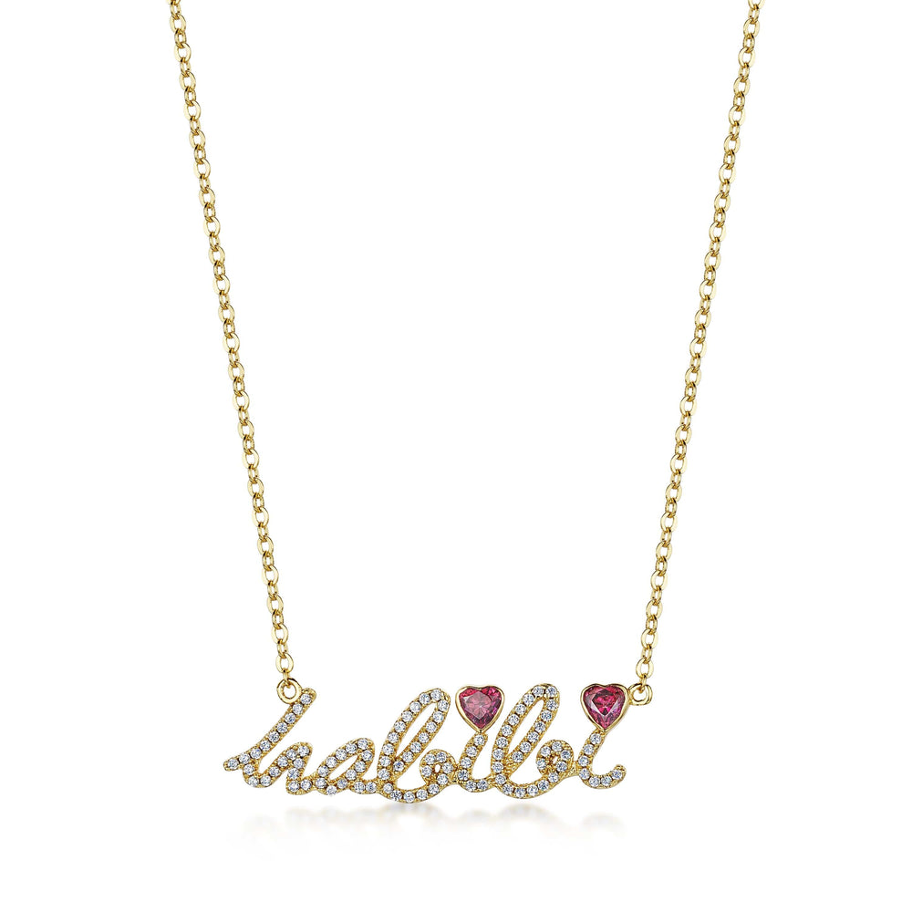 Load image into Gallery viewer, Fervor Montreal Necklace Habibi Necklace
