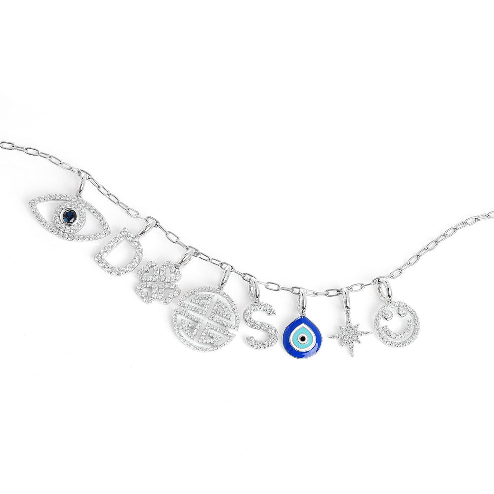 Fervor Montreal Necklace Moi- Sterling Silver Chain
