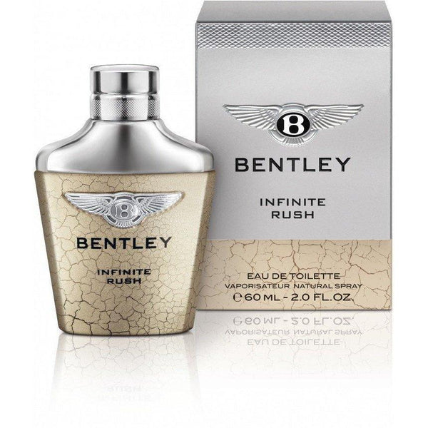 Bentley Infinite Rush Eau de Toilette 60ml Spray