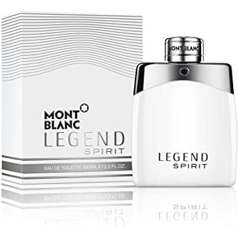 Mont Blanc Legend Spirit Eau de Toilette 100ml Spray