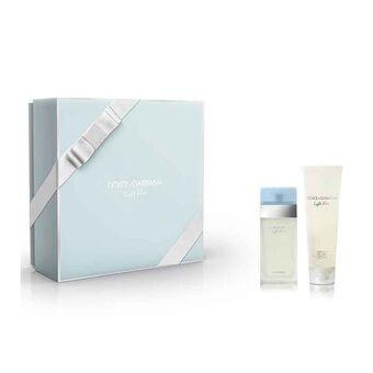 Dolce & Gabbana Light Blue Gift Set 25ml EDT + 50ml Body Cream