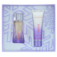 Hugo Boss Pure Purple Gift Set 30ml EDP + 50ml Body Lotion