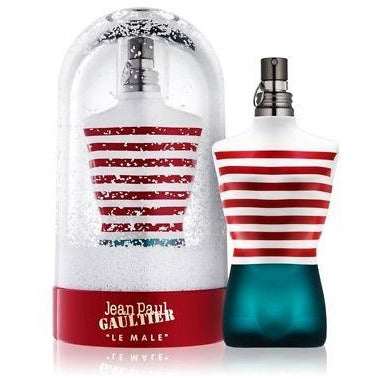 Jean Paul Gaultier Le Male Eau de Toilette 125ml Spray - Christmas Edition