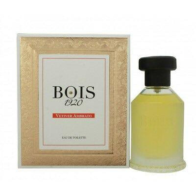 Bois 1920 Vetiver Ambrato Eau de Toilette 100ml Spray