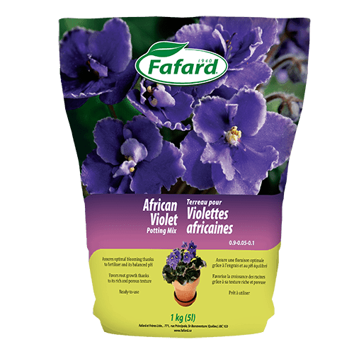 1kg African Violet Potting Mix