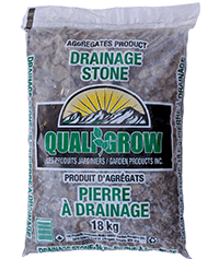 Quali Grow® Construction Drainage Stone Screening