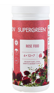 Supergreen Rose Food