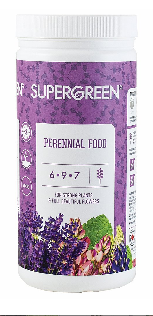 Supergreen Perennial Food