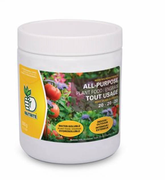 20-20-20 All Purpose Plant Food 500g