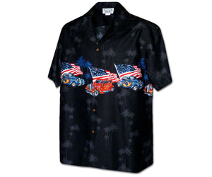 American-Hot-Rod-Black-Hawaiian-Shirt