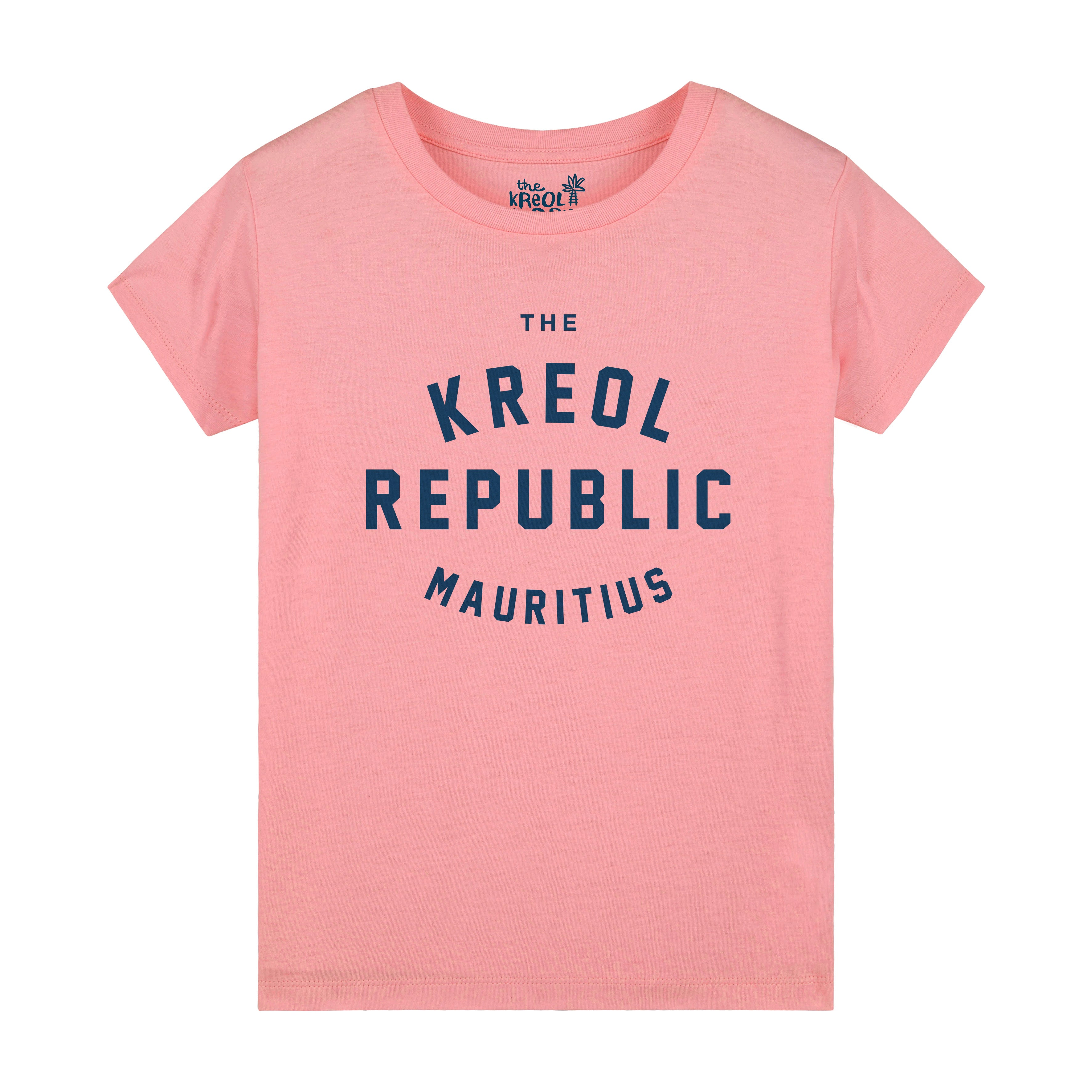 Tee-Shirt Kid THE KREOL REPUBLIC