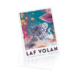 Load image into Gallery viewer, Postcard LAF VOLAN