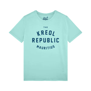 Tee-Shirt Man THE KREOL REPUBLIC