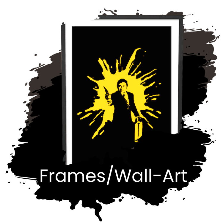 Frames/Wall-Art