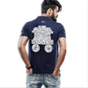 Kannadada Deepa with Kannada Ratha( Navy Blue)
