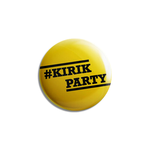 Kirik Party Badge