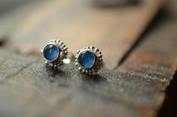 Ocean Stud Earrings