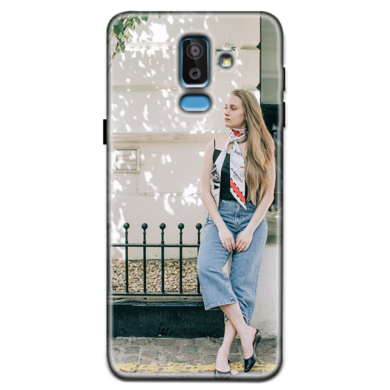 Samsung Galaxy J8 2018 Customized Mobile Cover