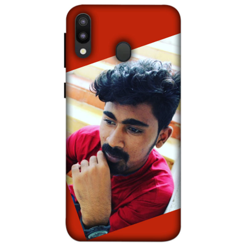 Samsung Galaxy M20 Customized Mobile Cover
