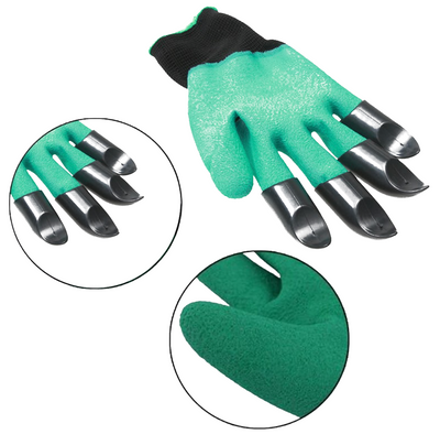Gloves claws by Plantills