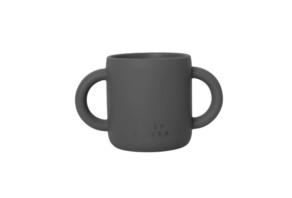 My 1st Cup - Charcoal Grey
