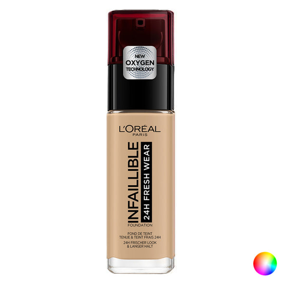 Fluid Makeup Basis Infaillible 24h L'Oreal Make Up (30 ml)