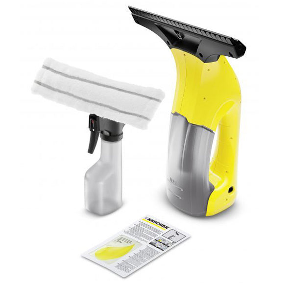 Fensterputzmittel Karcher VAC1Plus 100 ml Gelb
