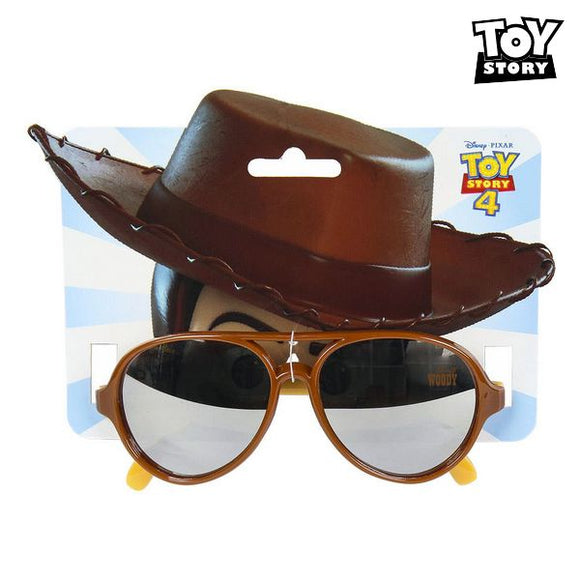 Kindersonnenbrille Woody Toy Story Braun