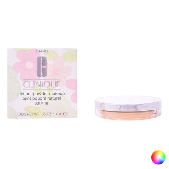 Puder Make-up Almost Powder Clinique Spf 15