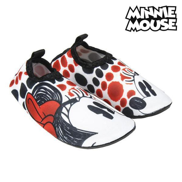 Kinder Socken Minnie Mouse 73874 Rot
