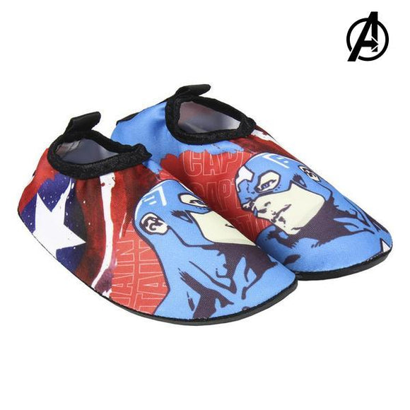Kinder Socken The Avengers 73877 Marineblau