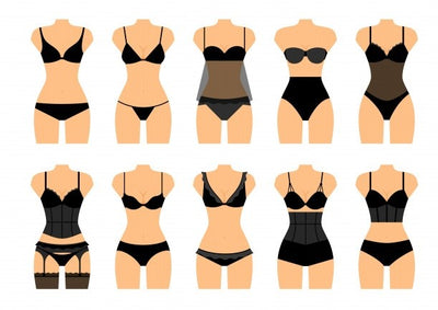 HOW TO FIND THE BEST SHAPEWEAR FOR YOUR BODY