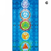 Hot Selling Tapestry Yoga Mat