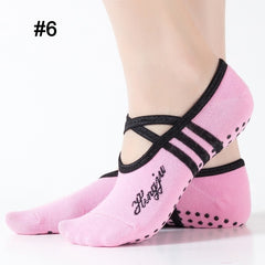 1 Pair Sport Yoga Socks