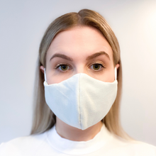 Load image into Gallery viewer, Organic Adjustable Comfort Fit Face Mask