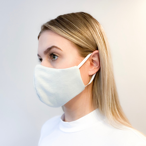 Organic Adjustable Comfort Fit Face Mask