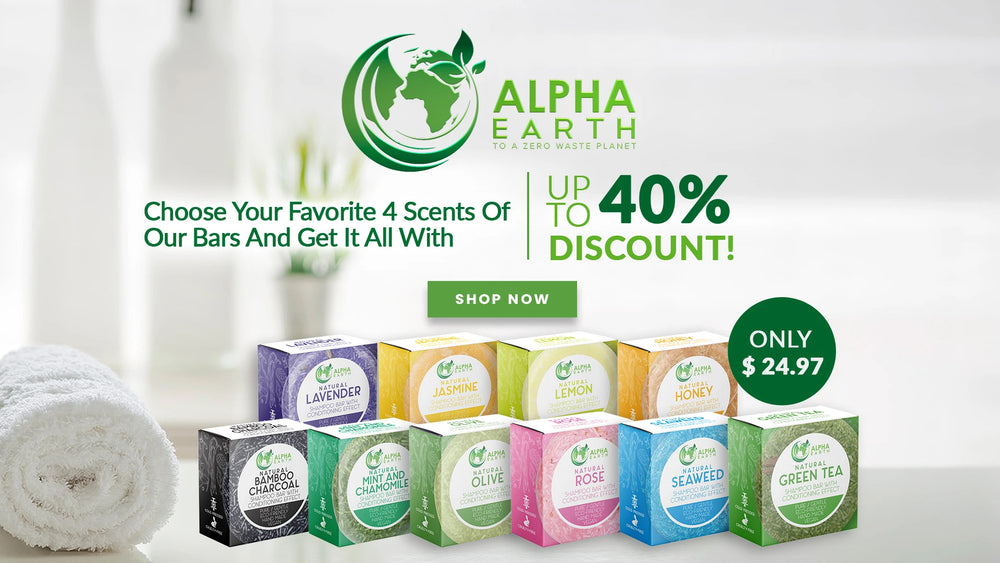 Alpha Earth - Bambo Earth Products