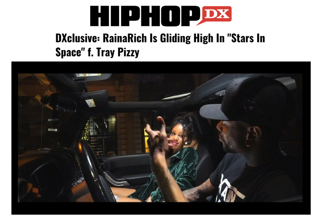 "VIDEO: RAINARICH - ""STARS IN SPACE"" FT. TRAY PIZZY"