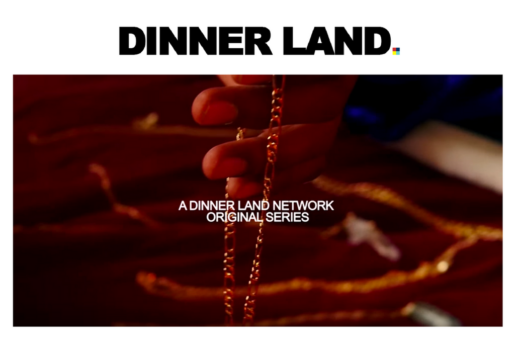 FEATURES: DINNERLAND - CREATIVE CUT X AETHER 79