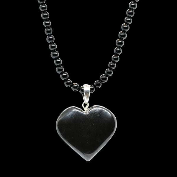 BLACKOUT DOUBLE OBSIDIAN HEART